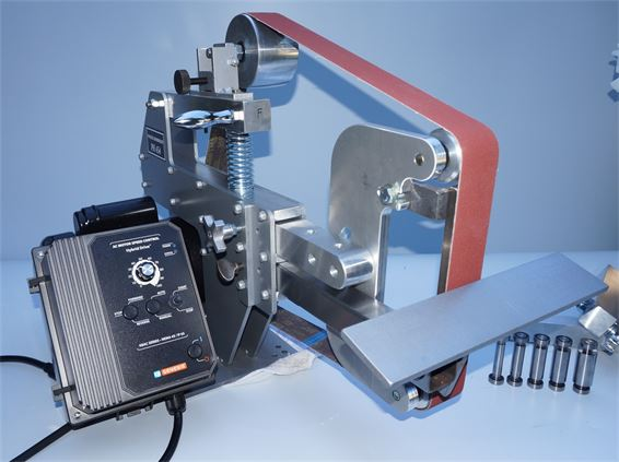 PH454   MOTOR , flat platen ,tool rest and controller